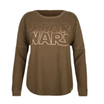 Star Wars Rose Gold Outline Sweater