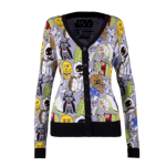 Star Wars Chibi All Over Cardigan
