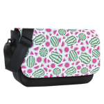 Watermelon All Over Sublimated Messenger Flap