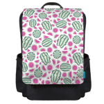 Watermelon All Over Backpack Flap