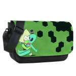 Peridot Hug Sublimated Messenger Flap