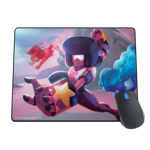Garnet, Ruby and Sapphire Mousepad