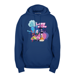 Lars and the Off Colors Pullover Hoodie