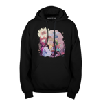 Cookie Cats Have Power Pullover Hoodie