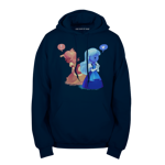 Looking Forward, Looking Back Pullover Hoodie