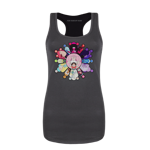 Stained Glass Gems Women's Tank Top