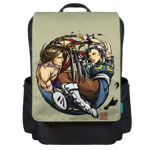 Eternal Rivals Backpack Flap