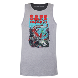 Safe Shallows Men's Tank Top