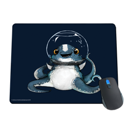 Keep Calm Cuddlefish Mousepad