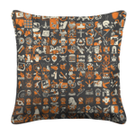 Team Fortress 2 TF2 Achievement White Pillow Case