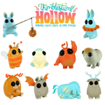 Thimblestump Hollow Series 1 Blind Box Vinyls