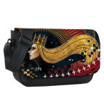 The Empress Sublimated Messenger Flap
