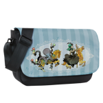 Merry Go Otto Sublimated Messenger Flap