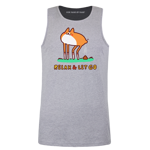 Long Corgi Let Go Men's Tank Top