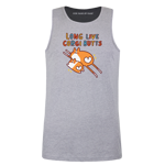 Long Corgi Long Live Corgi Butts Men's Tank Top
