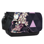 The Queen Sublimated Messenger Flap