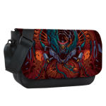 Valkyr Skin Print Sublimated Messenger Flap