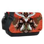 Hands Up! Sublimated Messenger Flap