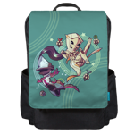 Waifu Team Backpack Flap