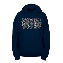Tenno Army Pullover Hoodie
