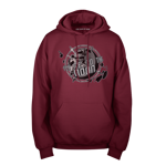 Fly Me to the Moon Pullover Hoodie
