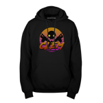 Retro Clem Pullover Hoodie