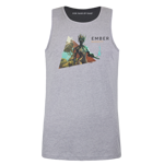 Ember Magesty Men's Tank Top