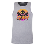Retro Clem Men's Tank Top