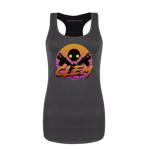 Retro Clem Women's Tank Top