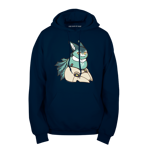 Happy Little Friend Pullover Hoodie