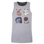 Vallis Cuddlies Men's Tank Top