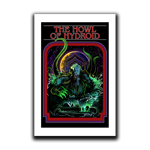 The Howl of Hydroid Art Print