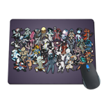 Tenno Army Mousepad