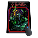 The Howl of Hydroid Mousepad
