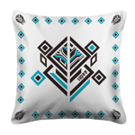Baro Ki'teer White Pillow Case