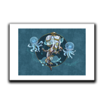 Jellyfish Queen Ivara Prime Art Print