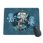 Jellyfish Queen Ivara Prime Mousepad
