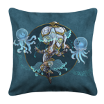 Jellyfish Queen Ivara Prime Pillow Case