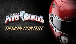 Power Rangers Design Contest 2
