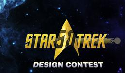 Star Trek 50th Anniversary Design Contest