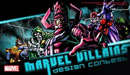 Marvel Villains Design Contest