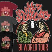 Stallyns World Tour