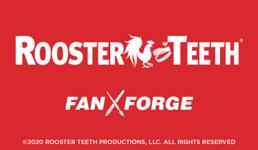 Rooster Teeth Fan Forge