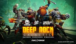 Deep Rock Galactic Fan Forge